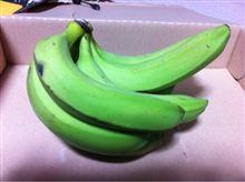 今日のバナナ