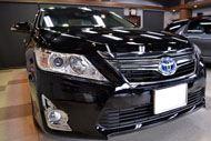 ミドルクラスでも10・15モード燃費26.5km/L トヨタ・カムリHVのガラスコーティング【リボルト東京WEST】