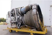 サターン5 1段目エンジン発見?
