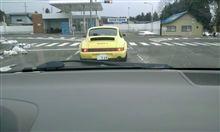今朝見た車・・・
