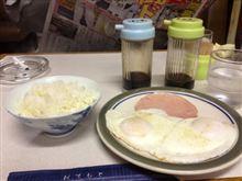 今日の昼ご飯f^_^;)