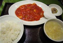 お昼は 干烧虾仁━━━━━━(゚∀゚)━━━━━━ !!!!!