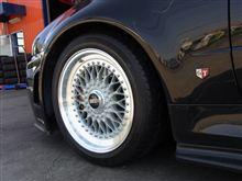 GTR用 BBS-RS 17インチ