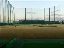 ゴルフの練習に行ってきました!