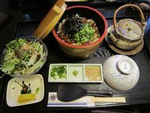 【春休み旅行④】☆「味の里せん田゛」の飛騨牛まぶし丼