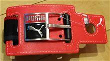 【PUMA】Patch Webbing Belt(パッチ ウェビング ベルト) 052219