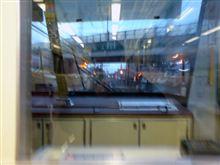 早朝、西鉄電車に乗ったら…。