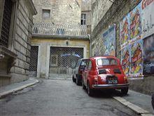 チンクエチェントギャラリー in ITALY 02