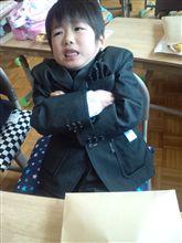 入学式(*^^*)ドキドキ♪