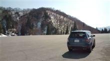 広大な駐車場が