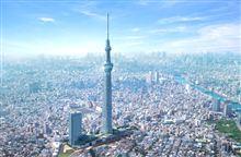 東京湾北部地震 老朽化家屋密集スカイツリー周辺心配する声