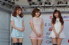 ハイパーミーティング2012③ スイフト&コルト5LAPレース・ハイパー4WD 5LAPレース・ギャル編