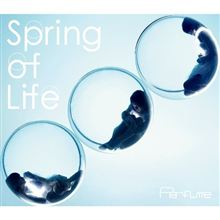 Spring of Life 本日リリース