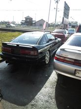 洗車日和(^O^)