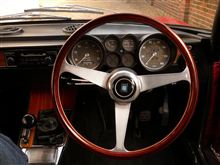 Steering Wheelが欲しい