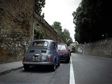 チンクエチェントギャラリー in ITALY 03