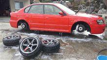 徹底洗車☆