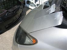 エスティマ 1C0 調色 板金塗装 自動車修理 愛知県豊田市 倉地塗装 KRC