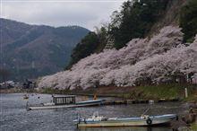海津大崎へ行ってきました。