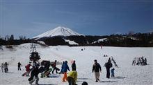 いつも晴れスキー@チャオ御岳スノーリゾート