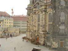 ホテルの窓辺から8 Dresden