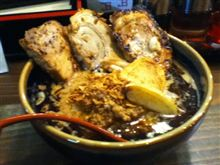 黒 北海道味噌ラーメン