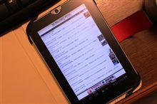 東芝 7インチ アンドロイドタブレット AT3S0 1ヶ月