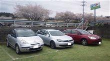 2CVとDSの春かぜミーティングに行ってきました。