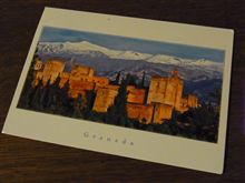 Post Card from Spain