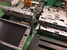 市販モデル、DVDナビ、AVN7702D、135001-2070A141。