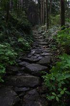 馬越峠・熊野古道