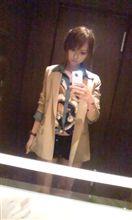 今日の私服。
