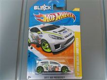 Hot Wheels '11 KEN BLOCK FORD FIESTA