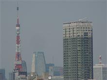 東京タワー 修理中・・・