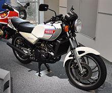 初代RZ250(4L3) 純正マフラー再生(整備備忘録)