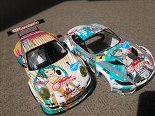 PORSCHE 911 GT3R & BMW Z4 GT3