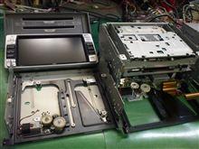 トヨタ純正、DVDナビ、CQ-XS0502C、NDCN-W55。