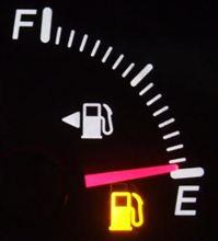 燃費の記録 (7.67L)