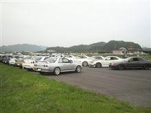笠岡空港スカイラインオフ会 2012