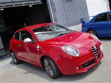 輸入車にも安心のカーセキュリティVIPERを・・Alfa Romeo MiTo編