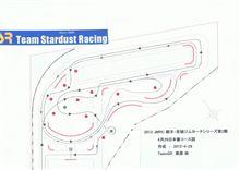 2012JMRC栃木茨城ジムカーナシリーズRd.2 TSR Super-Attack Gymkhanaへ行って来た!