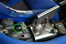 【PP1】サイドブレーキレバー・ワイヤー調整・・・とサイドターン
