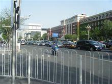 交通事情(北京市街)