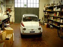 チンクエチェントギャラリー in ITALY 05