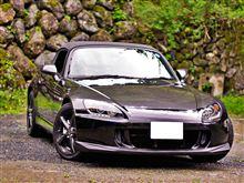 S2000モディファイ(塗装前)