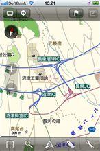 MapFan for iPad