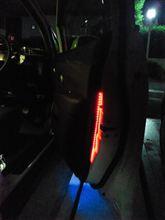 LED付けました