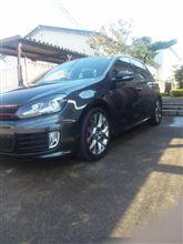 GWの〆はやっぱり洗車+α