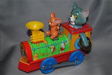 増田屋、電動走行、トムとジェリー機関車、