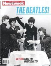 Newsweek の 『ビートルズデビュー50周年記念号』 ゲット!